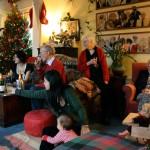 Four generations at Baxter Farm
