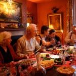 From the left: Faith, Peter, Renate, Margaret, Bob